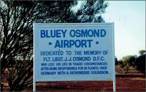 Profile pic bluey osmond airport mount magnet