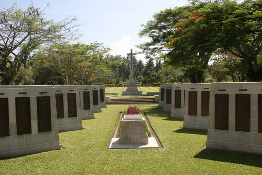 Normal rabaul memorial