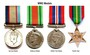 Thumb 9 navy medals ww2
