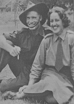 Profile pic mum and dad 1944  1