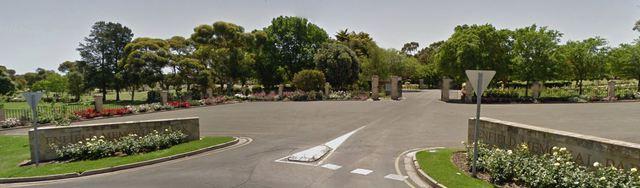 Normal enfield memorial park