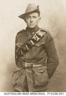 Profile pic pte george wilfred stewart