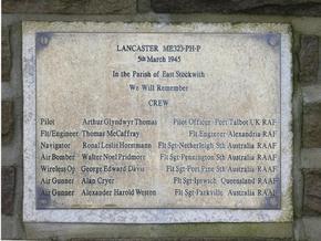 Profile pic east stockwith war memorial 002