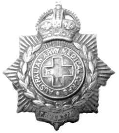 Profile pic medical corps badge