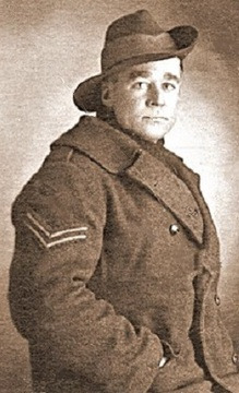 Profile pic normal francis   denis kelly after armistice 1918   copy