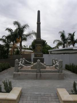 Normal marion war memorial