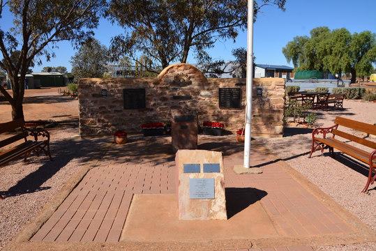 Normal cradock district war memorial southern flinders ranges south australia 47977010726 o