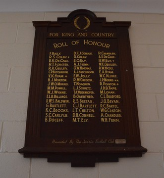 Normal world war one roll of honour jervois south australia 37860072314 o