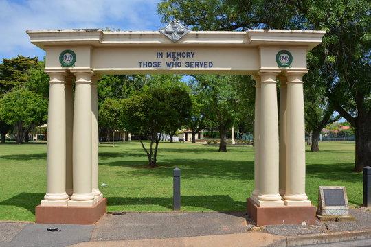 Normal prospect memorial arch 19391945 17192223821 o