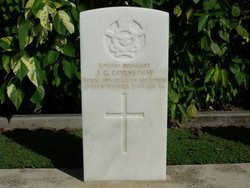 Profile pic cornfoot headstone