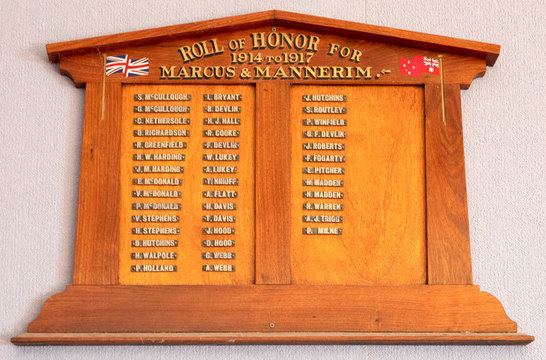 Normal marcus   mannerim roll of honor