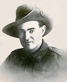Profile pic normal pte albert reay