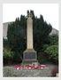 Thumb war memorial