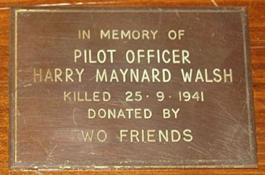 Normal leichhardt all souls anglican church walsh memorial plaque