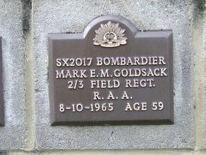 Profile pic goldsack  mark e m
