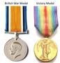 Thumb 23 ww1 medals