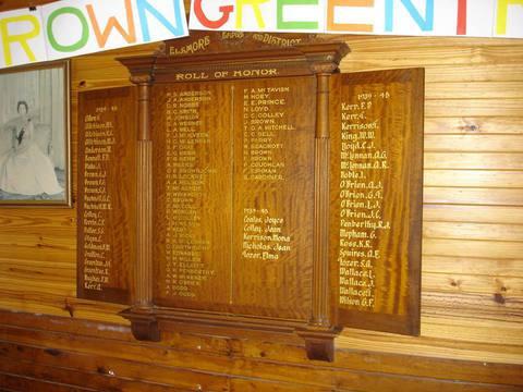 Normal elsmore nsw  war memorial inside the hall 24315324642 o