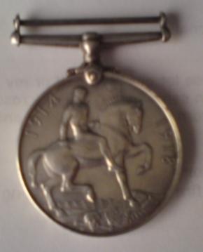 Profile pic medal 1