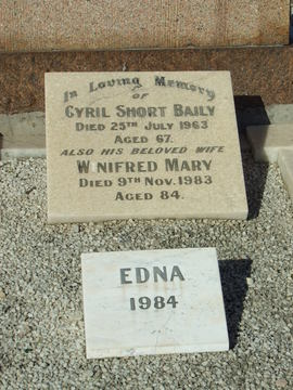 Profile pic baily  cyril short   winifred mary   edna