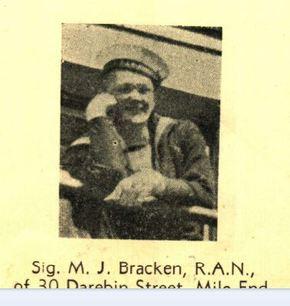 Profile pic bracken  maurice john pa1865