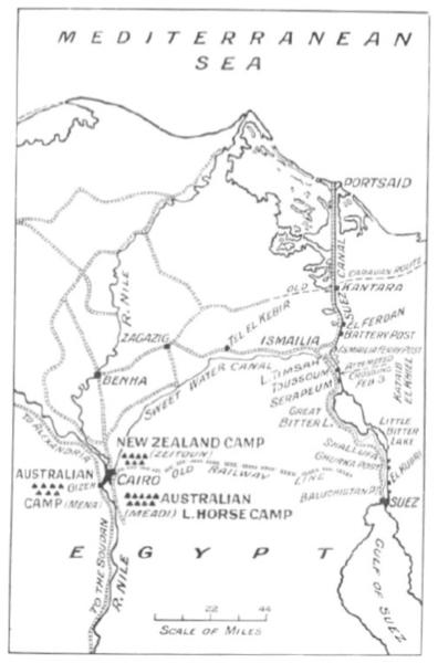 RSL Virtual War Memorial Frederick Reginald Reg BENNETT - Map of zeitoun egypt