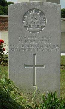 Profile pic beswick  morton ernest  606