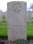 Thumb private w m gadd gravestone queant road cemetery 8 jan 2015