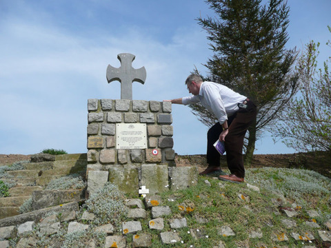 Normal bullecourt cross