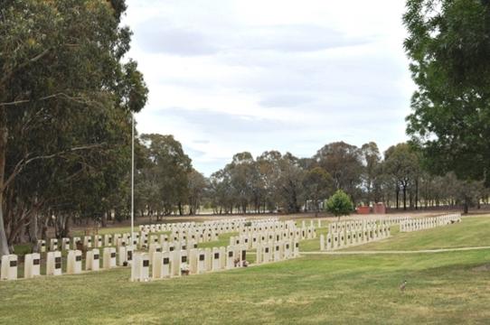 Normal ex servicemen section plot 2 of the gungahlin cemetery