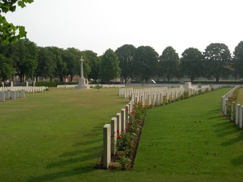 Normal ypres reservoir cemetery