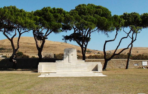 Normal east mudros military cemetery 1