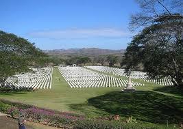 Normal bomana cemetery