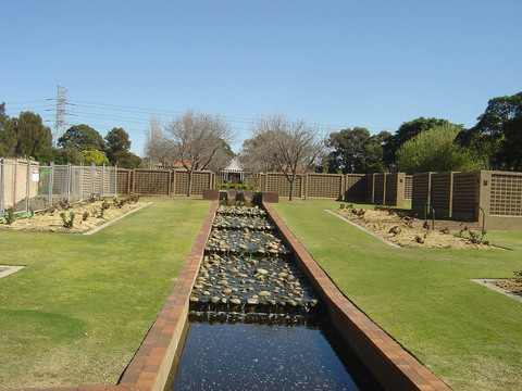 Normal new south wales garden of remembrance