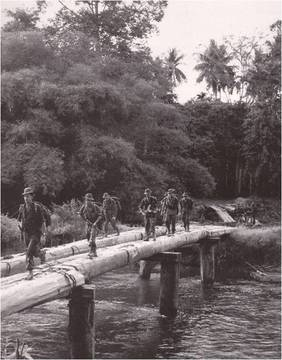 Normal malaya bridge crossing
