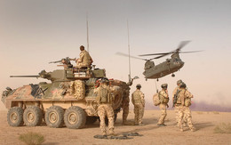 Medium land aslav and ch 47d afghanistan lg 1
