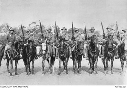 Medium boer war 2nd samr contingent