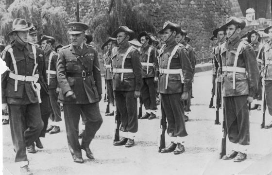 Normal 65 bn guard kure japan 1946