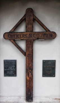 Normal 10th batt cross