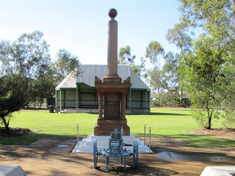 Normal mitchell cenotaph