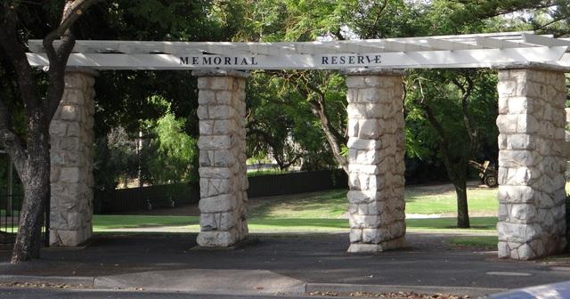 Normal memorial reserve