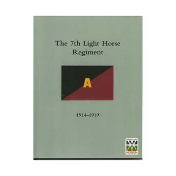 Normal history 7th light horse regiment history of the 7th light horse regiment aif gaza beersheb 1