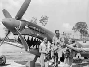 Profile pic zoom 457 squadron raaf spitfire pilots morotai apr 1945 awm og2365 1  1