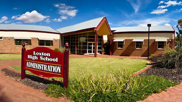 Loxton high schoolweb