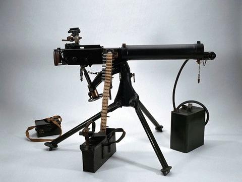 Normal vickers machine gun courtesy militaryfacgtory.com