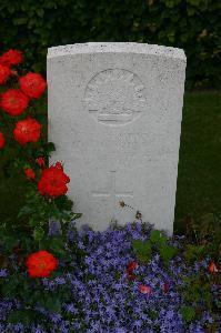 Profile pic curran bartholomew joseph   5003   headstone   at hersin communal cemetery extension