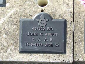 Profile pic abbot  john g