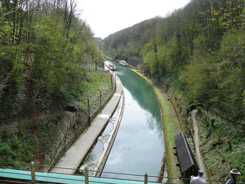Normal riqueval canal iii