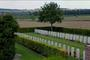 Thumb bonnay communal cemetery extension showing alfred s grave