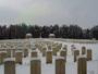 Thumb becklingen war cemetery