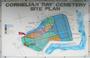 Thumb cornelian bay cemetery map   new town   hobart